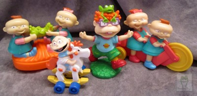 chuckie rugrats toys - photo #44