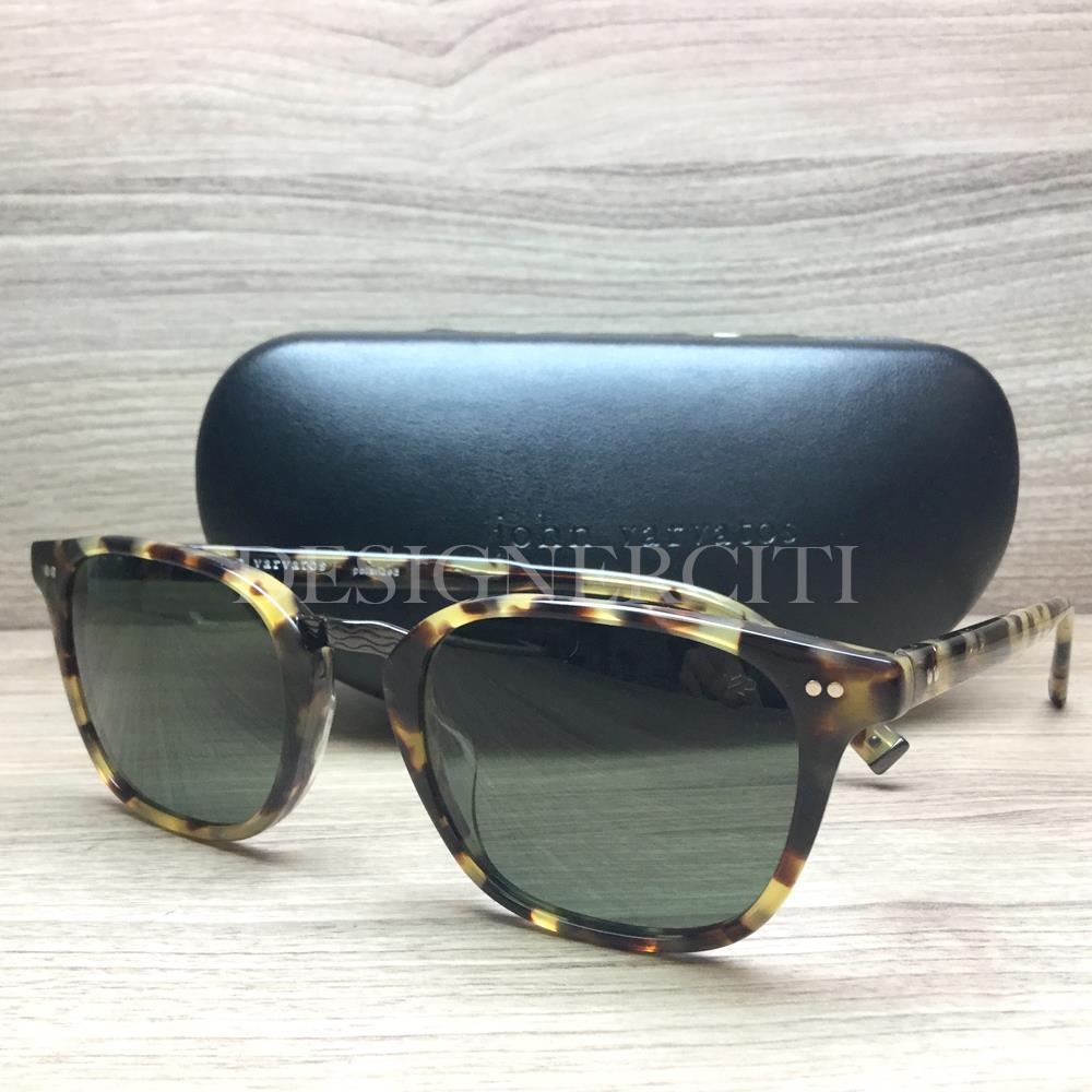 30224d5ae7f Image is loading John-Varvatos-V604-UF-Sunglasses-Tokyo-Tortoise-Polarized-