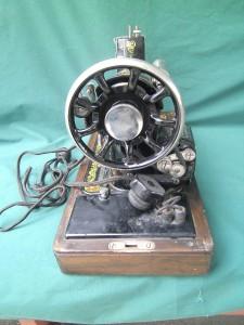 Antique 1923 Singer Portable Model 128 Sewing Machine G