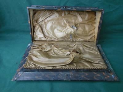 Antique Art Nouveau 1800 S Hermes God Bronze Vanity