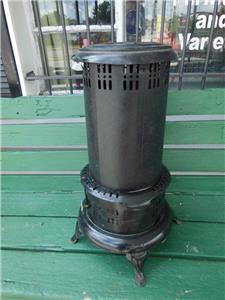 Vintage 525m Portable Perfection Kerosene Heater Parlor