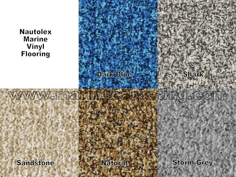 Floor Covering Marine Vinyl Floor Covering