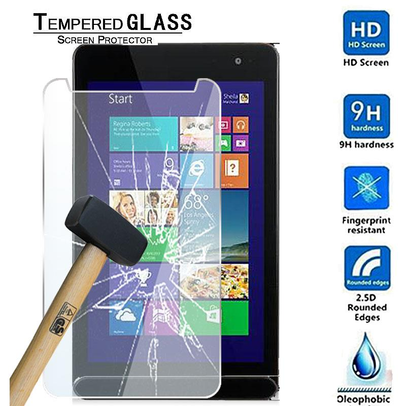 Tablet Tempered Glass Film Screen Protector For Dell Venue 8 Pro 5830