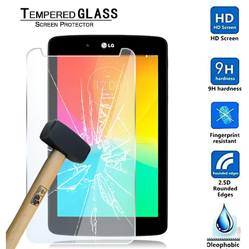 Supershieldz Tempered Glass G Pad 7.0 LTE Screen Protector for LG G Pad 7.0