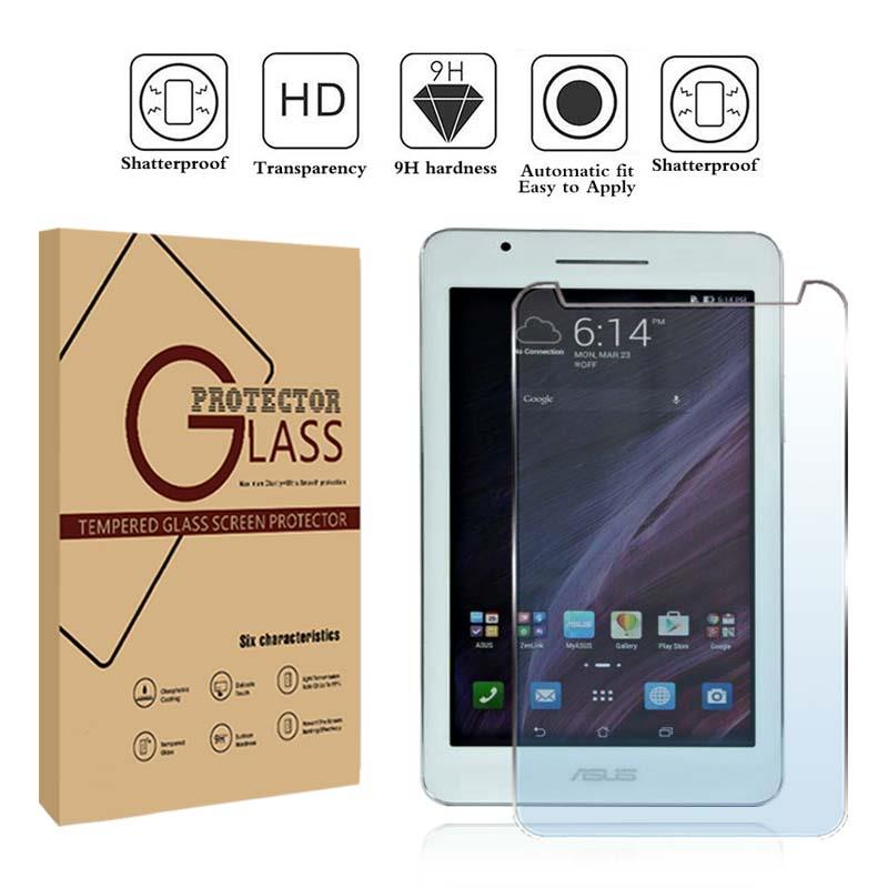 Tempered Glass Screen Protector For Asus FonePad 7 FE170CG FE171CG  Tablet