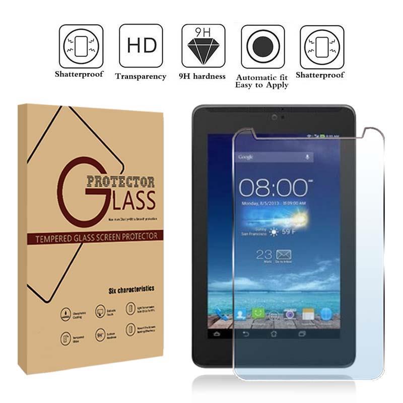For ASUS Zenpad Fonepad MeMO Pad 7 8 Tablet Tempered Glass Film Screen Protector