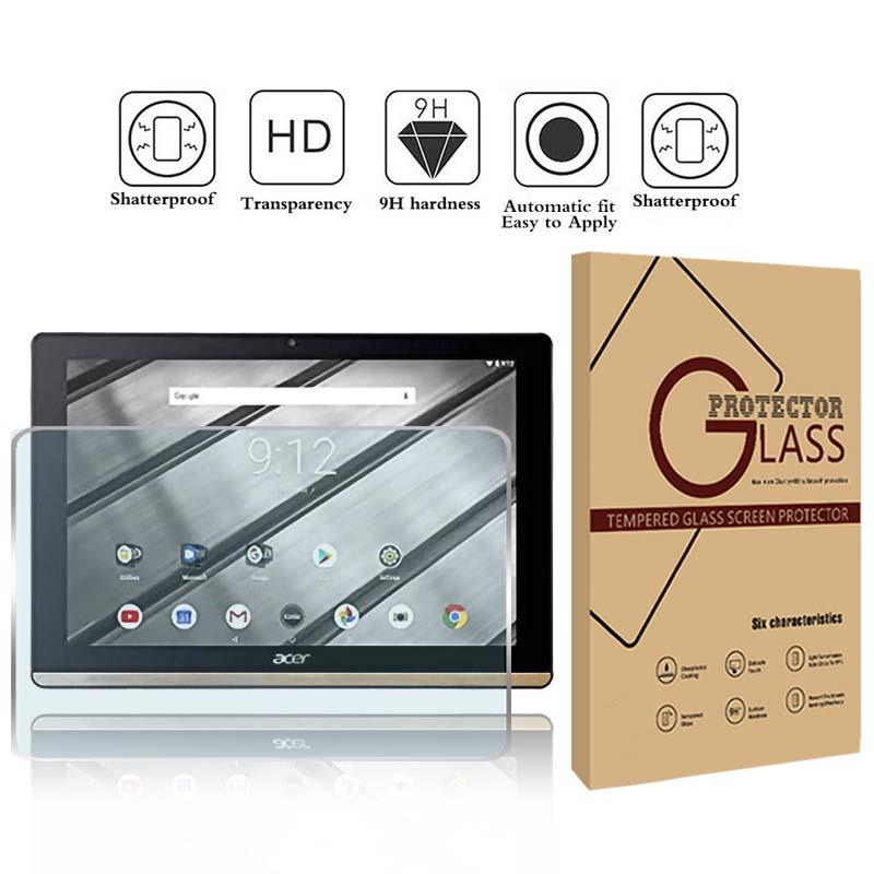 2 x Clear Flim Screen Protector for Acer Iconia One 10 B3-A30 only