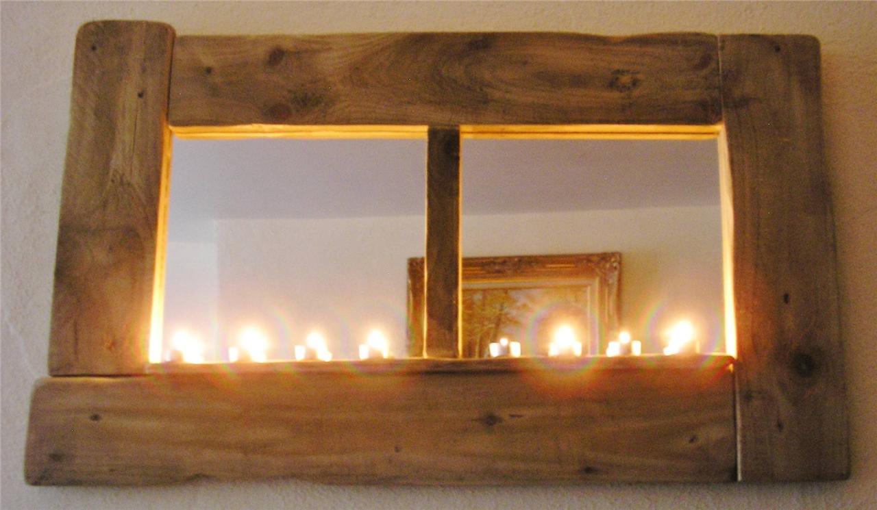 Driftwood Mirror Large Uk Designs