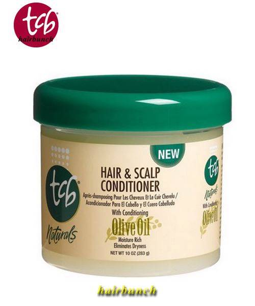 Tcb Hair Scalp Conditioner Olive Oil Natural Hair