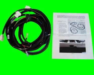 club car precedent golf cart bucket light wire harness   ebay club car precedent wiring harness #14