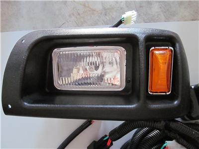 Club Car Ds Golf Cart Head Light Tail Lights Kit Turn