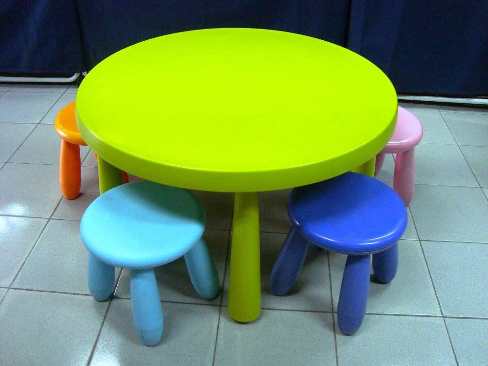ikea kids childrens plastic stool indoor outdoor play. Black Bedroom Furniture Sets. Home Design Ideas