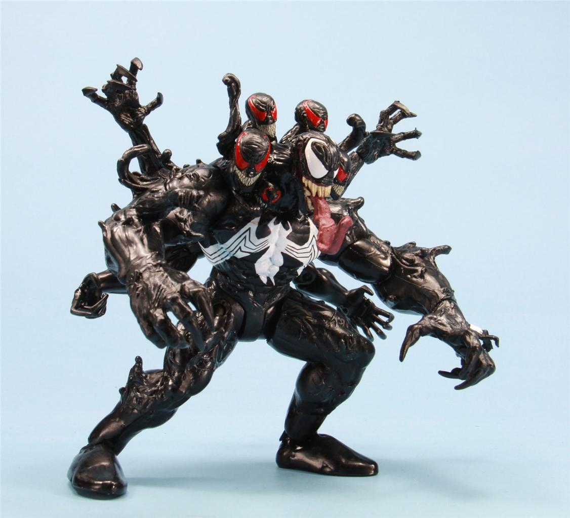 Venom The Madness Baf Marvel Legends Select Toy Discussion At