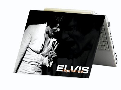 Elvis Presley Laptop Netbook Skin Decal Cover Sticker
