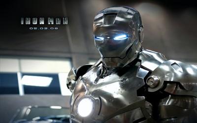 Iron Man Tony Stark Laptop Netbook Skin Cover Sticker