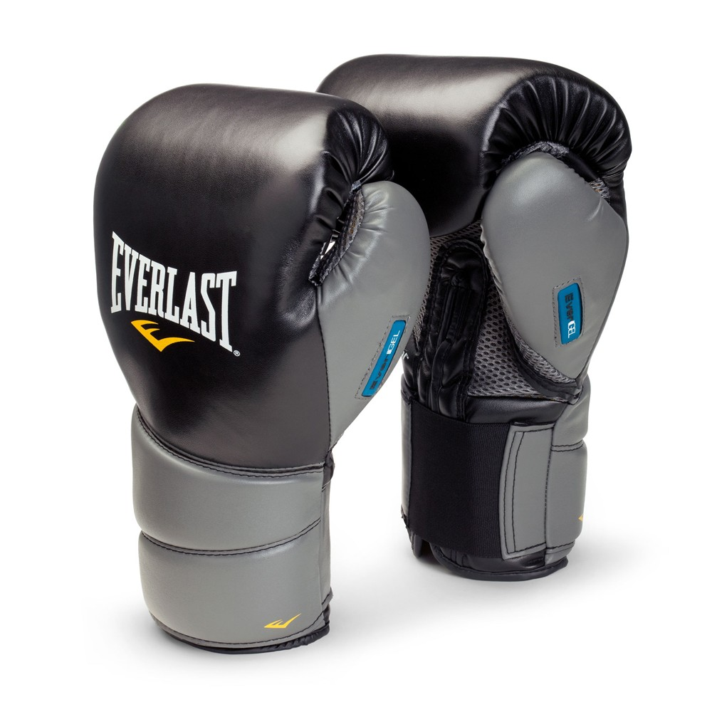 Shiv Naresh Teens Boxing Gloves 12oz: EVERLAST PROTEX2 GEL TRAINING MMA BOXING GLOVES PROTEX 2