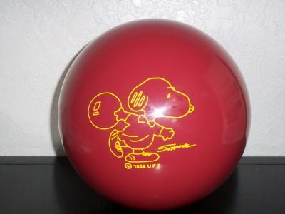 New Brunswick Bowling >> Snoopy Brunswick Bowling Ball RARE 10# NEW Undrilled | eBay