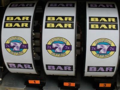 Crystal 7 slot machine