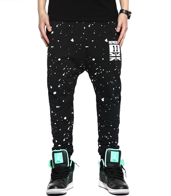 hip hop harem pants for men - photo #44