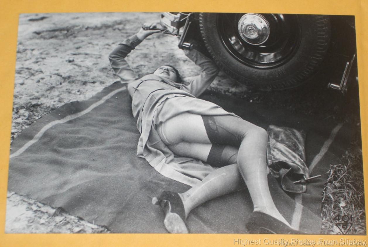 Ретро фото женщин в панталонах