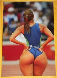 girl volleyball players with big booty nude