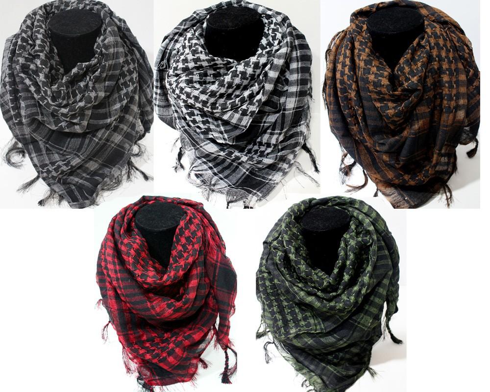 New Women Men Fashion Lot of 5 Wholesale Arab Shemagh ...