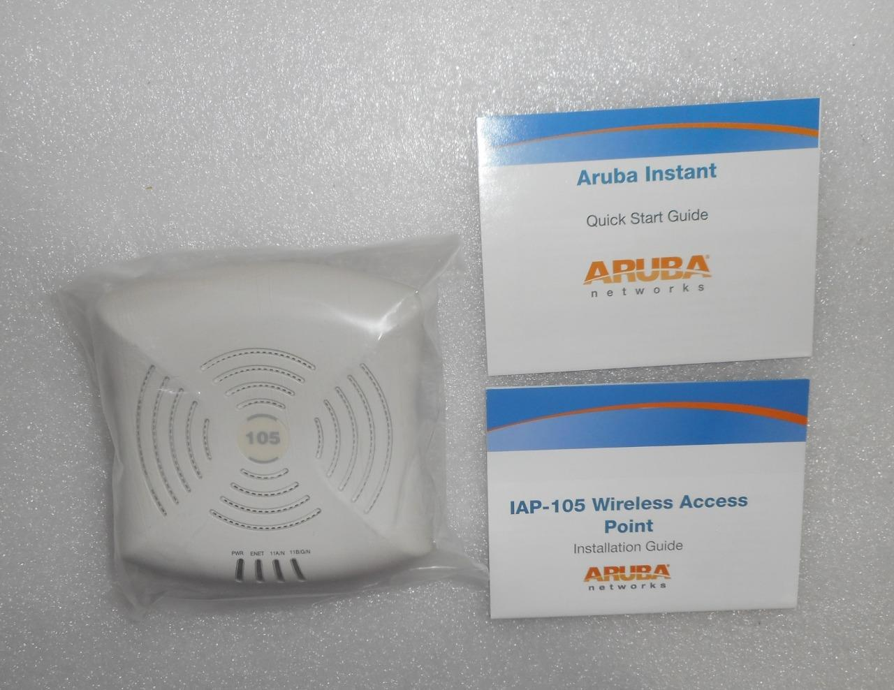 Details about New Aruba IAP-105-US Instant Wireless Access Point