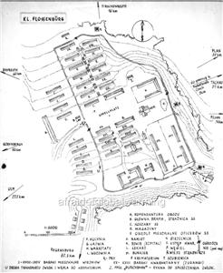 Map 1940s Flossenbürg Concentration Camp - Created by ...