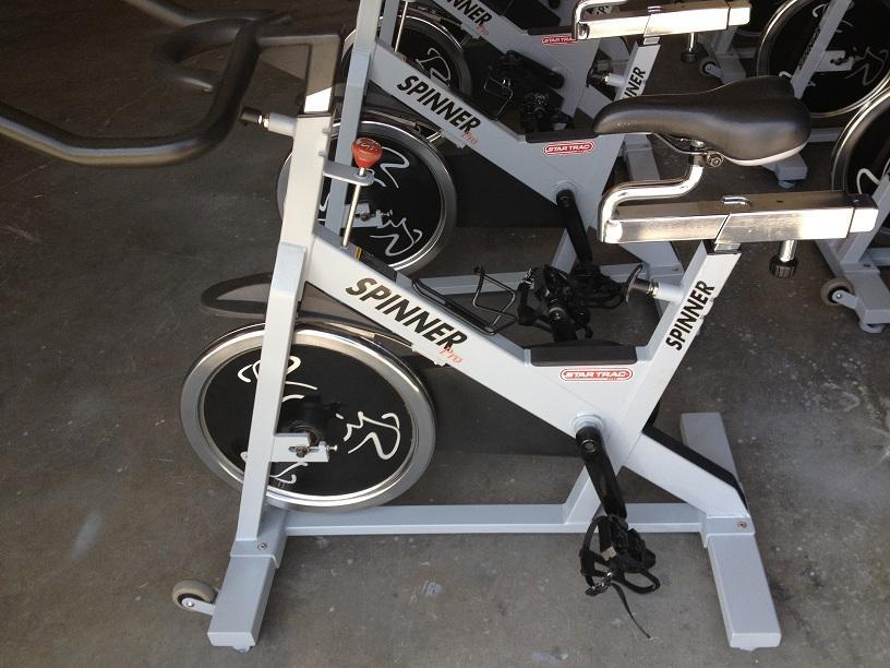 star trac spinning pro spinner bike for sale refurbished ebay. Black Bedroom Furniture Sets. Home Design Ideas