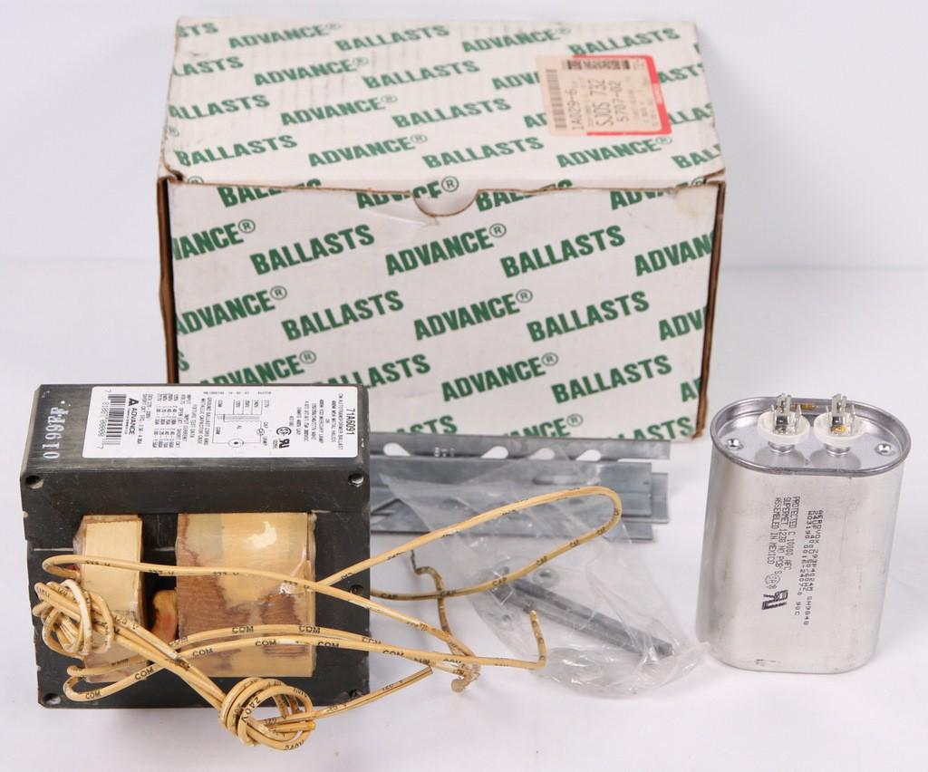 advance 400w m 59 metal halide core coil ballast kit. Black Bedroom Furniture Sets. Home Design Ideas