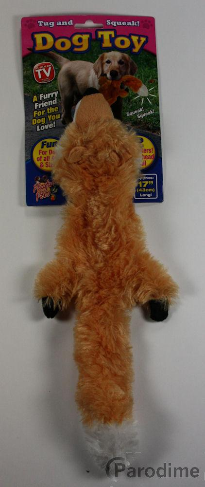 Dog Cat Toy Stuffing Free Animal Critters Unstuffed Chew