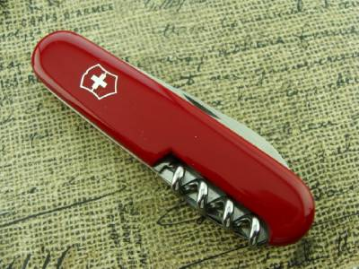 Mib Vintage Victorinox Marlboro Adventure Team Swiss Army