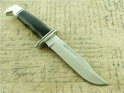 Buck 119 Usa Special Hunting Skinning Bowie Fixed Blade