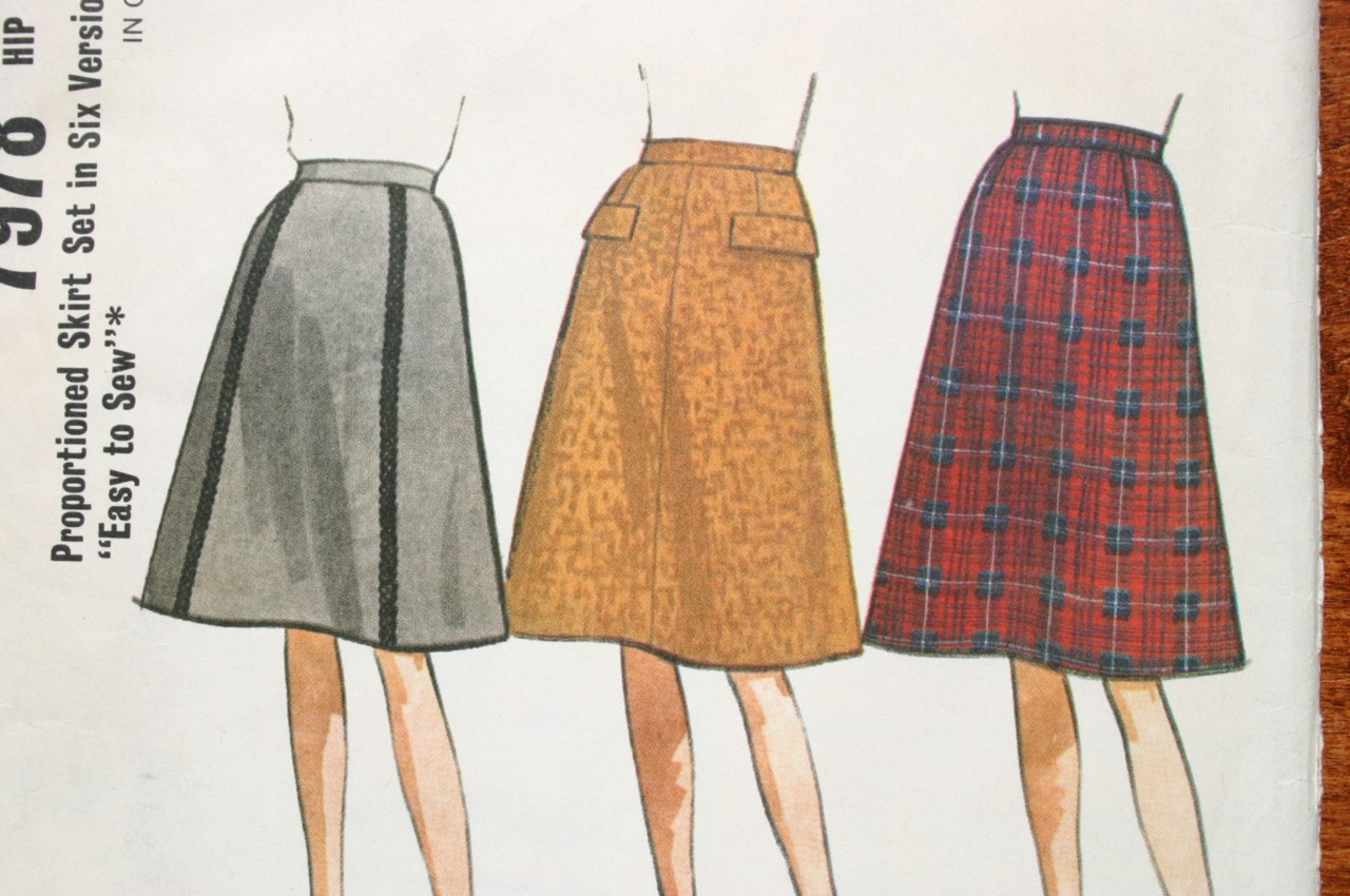 Split Skirt Patterns 58