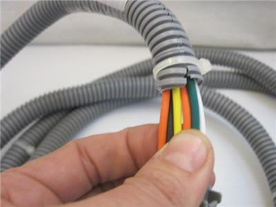 """HMMWV M998 M1114 BAE SYSTEM 12-01393 NEW AIR CONDITION SWITCH CABLE ASSEMBLY 40/"""""""