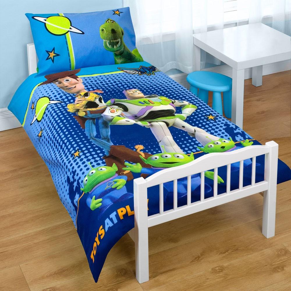 Childrens Cot Bed Junior Toddler Duvet Cover New Ebay
