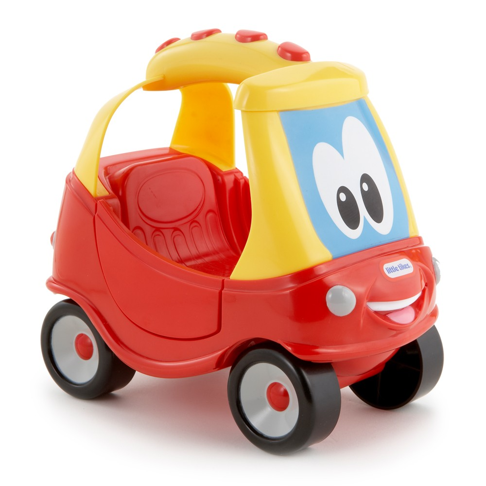 HANDLE HAULERS COZY COUPE LITTLE TIKES NEW TOY CAR