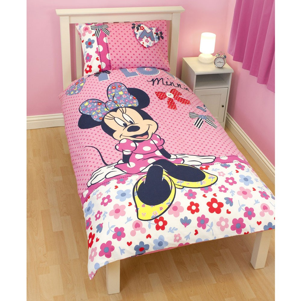 disney minnie mouse bedding bedroom accessories free p 16201 | 565867981 o