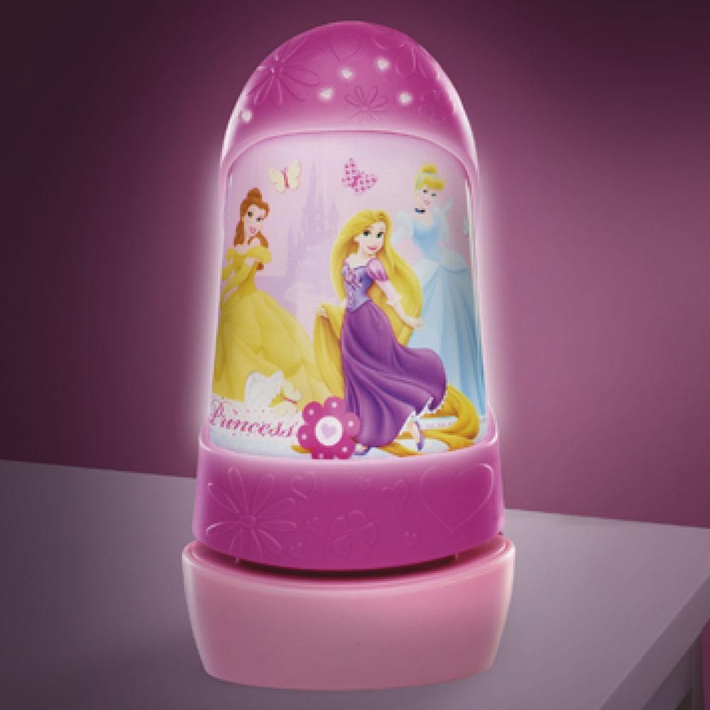 Disney Princess Go Glow Night Light And Torch New Ebay
