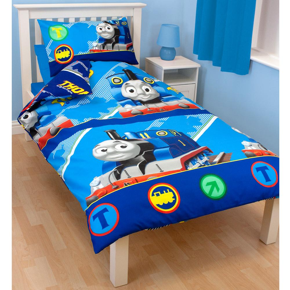 Thomas The Tank Engine Bedroom Bedding Accessories