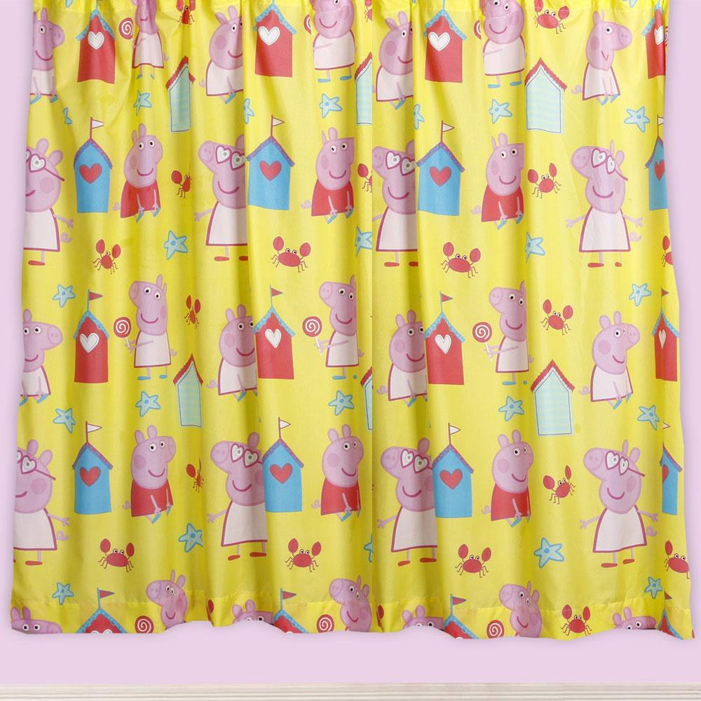 peppa pig bedding and curtains | memsaheb.net