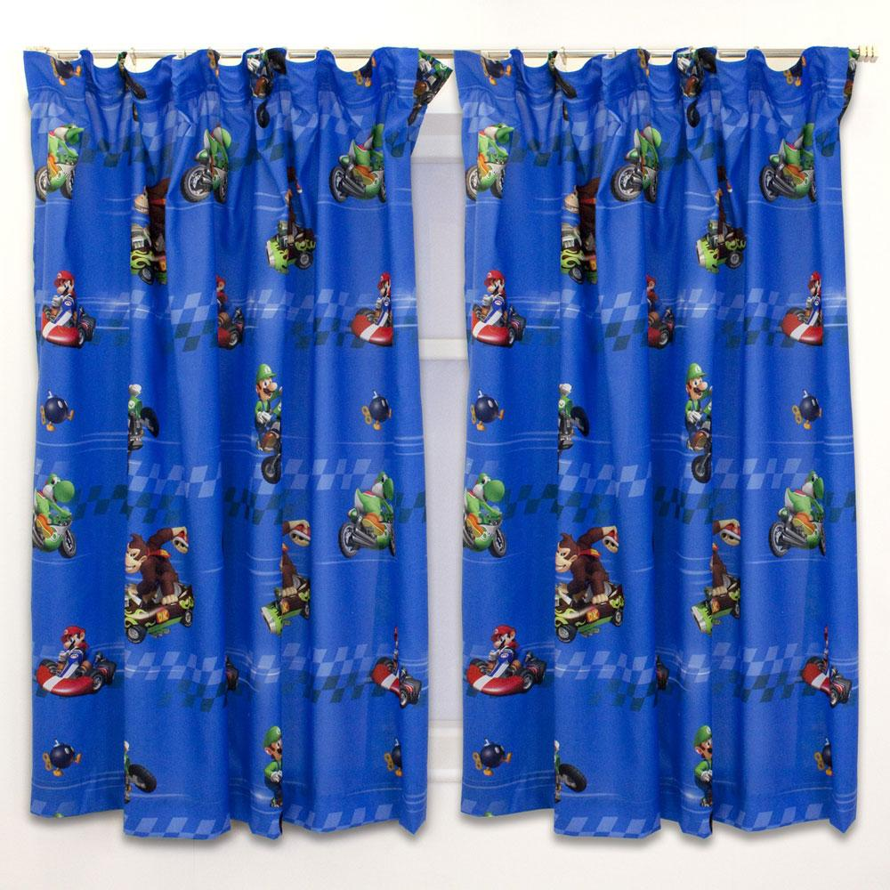 DISNEY CURTAINS 54 AND 72 DROP