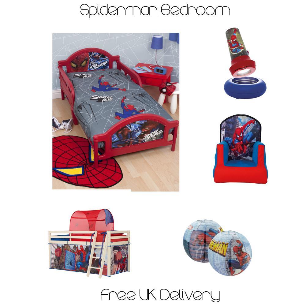 Official Spiderman Duvet Covers Bedding Amp Bedroom