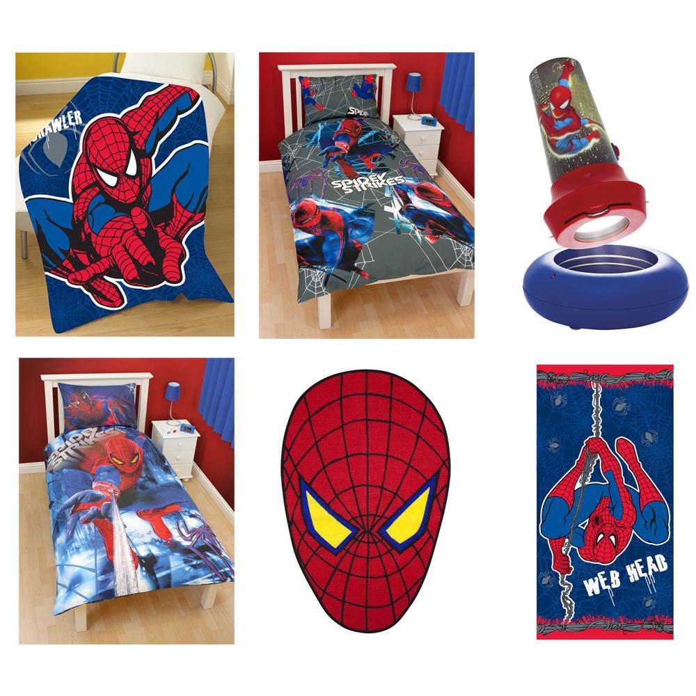 Spiderman Duvet Covers Bedding Amp Bedroom Accessories