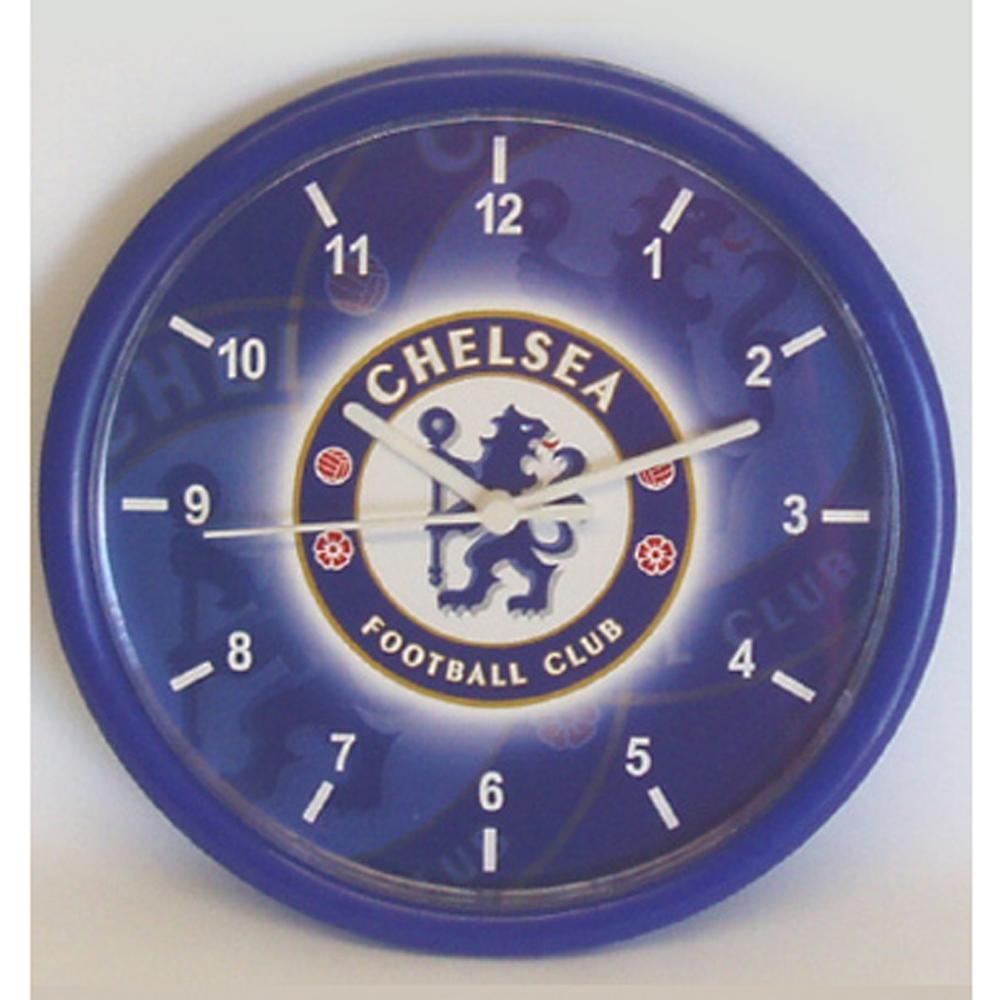 Chelsea Fc Bedroom Accessories Bedding Clocks Towels