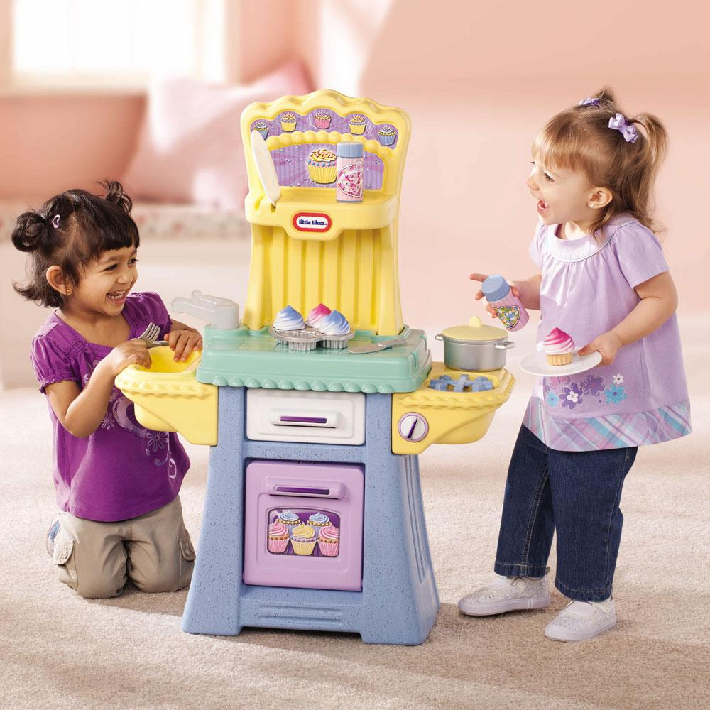 Little Tikes Cupcake Kitchen: LITTLE TIKES CUPCAKE KITCHEN PLAY SET