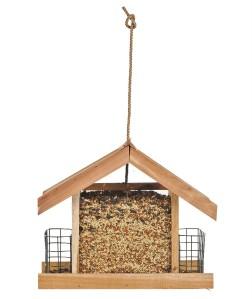 Perky Pet® Deluxe Chalet Wild Bird Feeder Model 50144