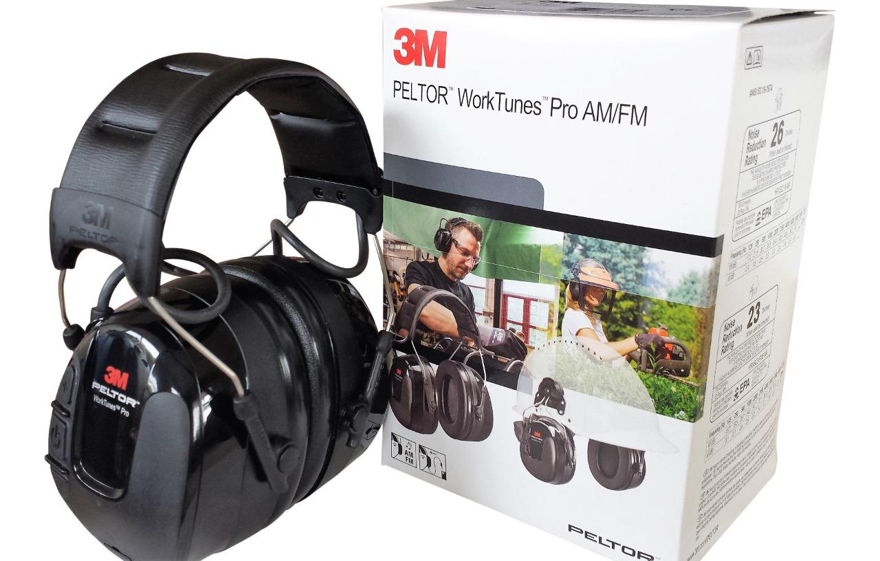 Earmuff 3M Peltor Worktunes Pro AM/FM Radio Headphone