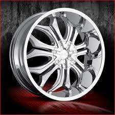 28 inch VCT GODFATHER chrome wheels Rims 5x127 5x5