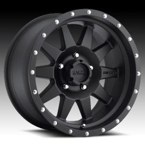 18x9 Method Race MR301 The Standard Black Wheels Rims 5x150 18